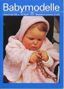 Babymodelle  DDR-Strickanleitung