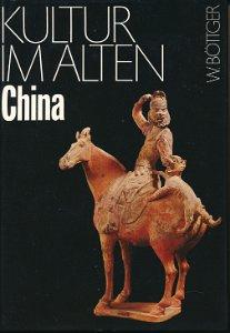 Kultur im alten China  DDR-Buch
