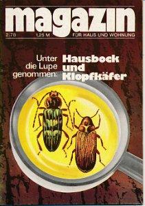 Magazin für Haus und Wohnung 2/1978  DDR-Heft