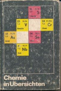 Chemie in Übersichten  DDR-Lehrbuch