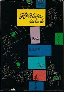 Halbleitertechnik – Bausteine des Wissens  DDR-Buch