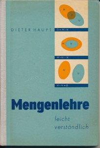 Mengenlehre leicht verständlich  DDR-Buch