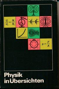 Physik in Übersichten  DDR-Lehrbuch