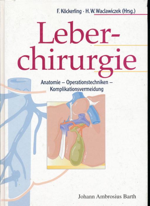 Leberchirurgie
