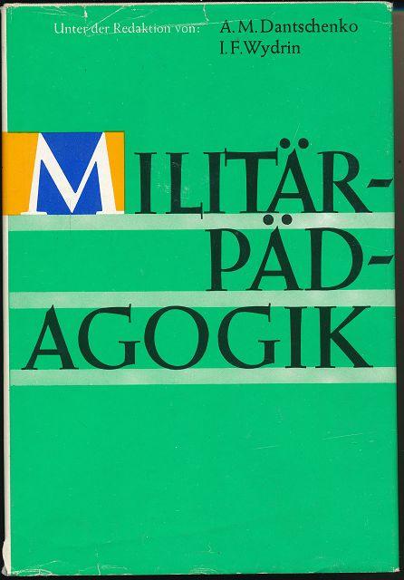Militärpädagogik
