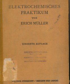 Elektrochemisches Praktikum