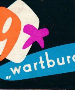 """9x """"Wartburg"""""""