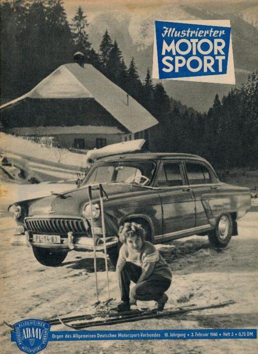 Illustrierter Motorsport Heft 3/1960