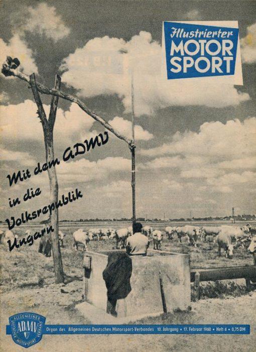Illustrierter Motorsport Heft 4/1960