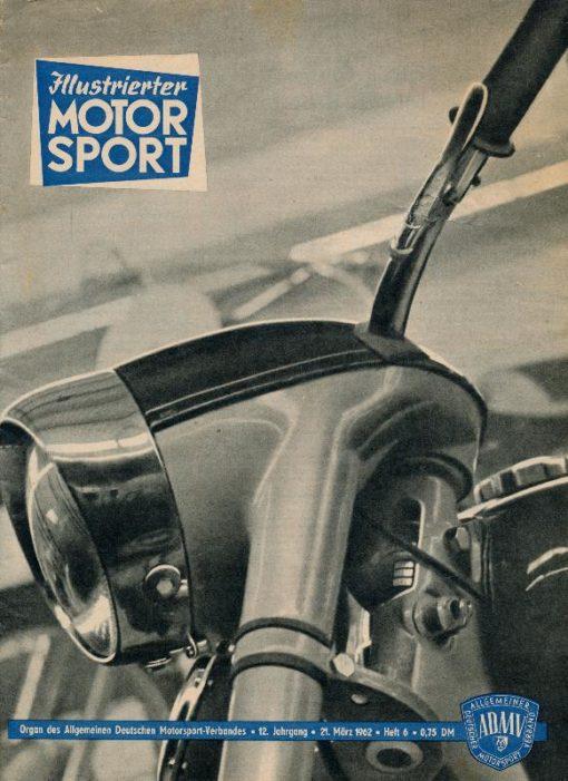 Illustrierter Motorsport Heft 6/1962