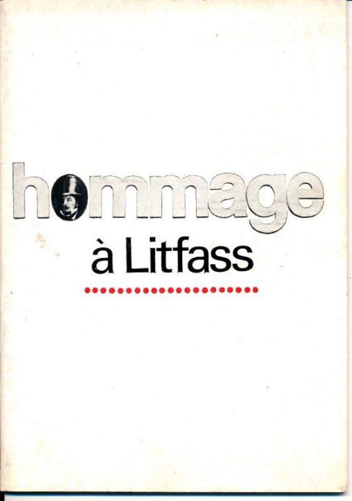 Hommage a Litfass