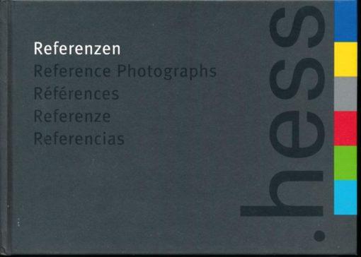 Referenzen  Hess Form+Licht