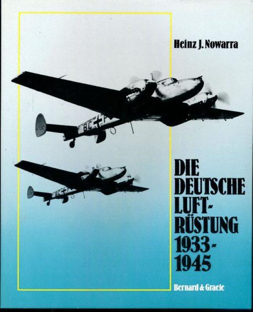 Die Deutsche Luftrüstung 1933-1945  Band 3