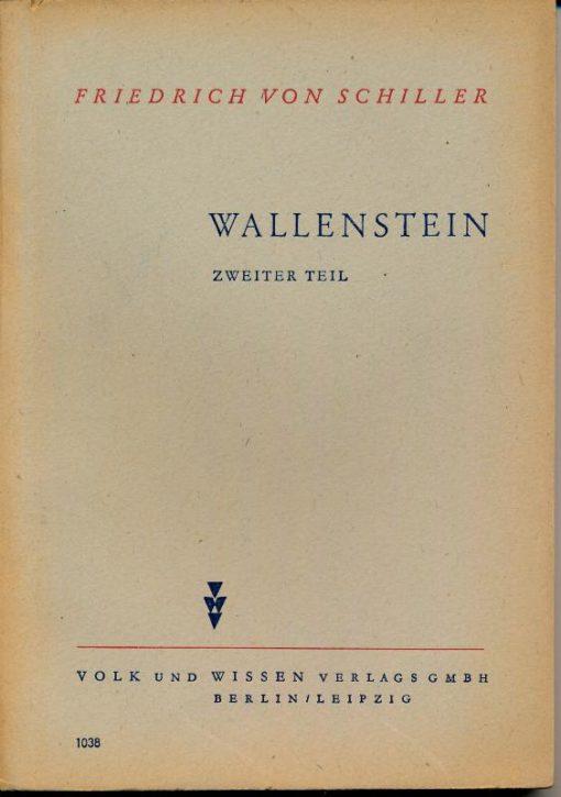 Wallenstein  Zweiter Teil