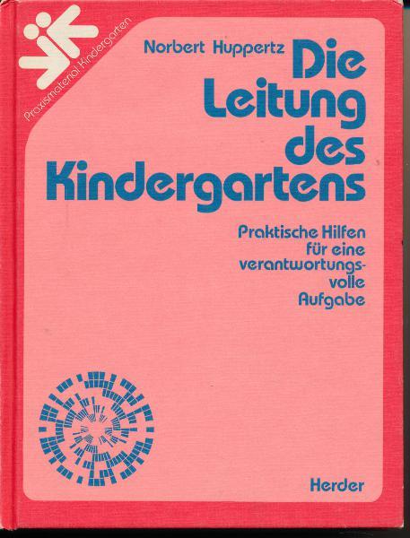 Die Leitung des Kindergartens