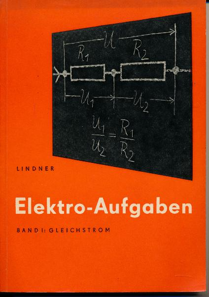 Elektro-Aufgaben  Band I