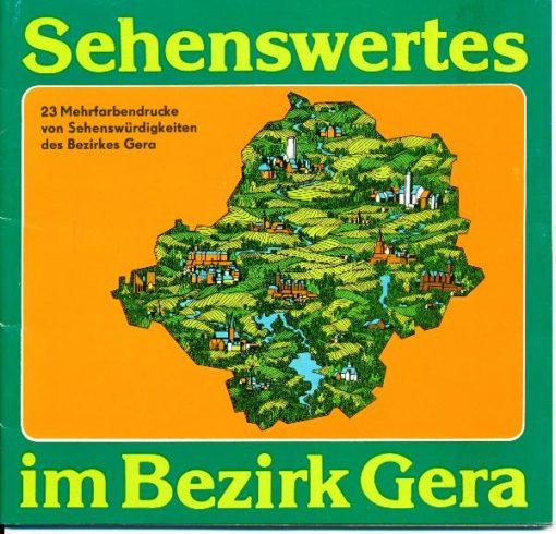Sehenswertes im Bezirk Gera