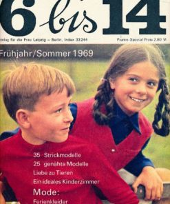 6 bis 14  Pramo-Spezial  Frühjahr/Sommer 1969