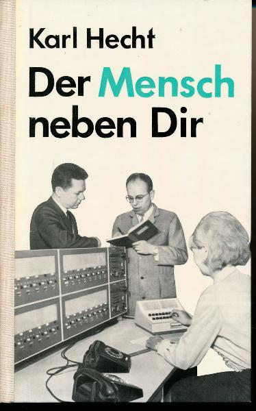shop.ddrbuch.de DDR-Buch; Physio-psychologische Grundfragen der Leitungstätigkeit; mit Abbildungen und Schwarzweißfotografien sowie Fremdwörterverzeichnis