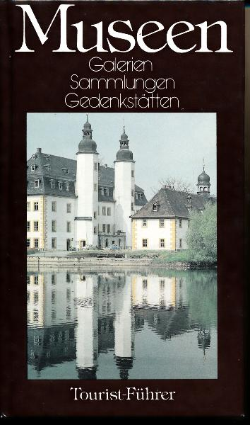 shop.ddrbuch.de DDR-Buch; Galerien, Sammlungen, Gedenkstätten; von A bis Z; mit 122 Farbfotografien, 54 Textkarten sowie farbiger Kartenanhang