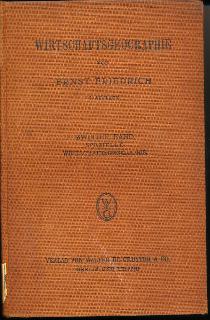 shop.ddrbuch.de 2.Band: spezielle Wirtschaftsgeographie; Inhalt: Europa; Asien; Australien und Ozeanien; Afrika; Amerika; Die Nord- und Südpolarländer