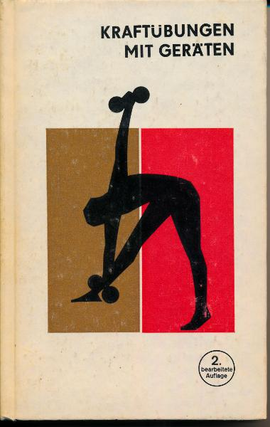 shop.ddrbuch.de DDR-Buch; 5 Kapitel mit Übungskomplexen und Übungsanleitung; mit zahlreichen Abbildungen, Einband stellenweise sehr schwach berieben/bestoßen/altersgebräunt; Seiten mit geringer Altersrandbräunung, innerer Zustand wie unbenutzt