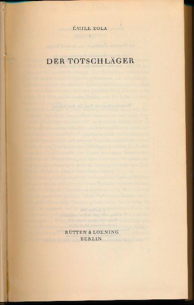 shop.ddrbuch.de DDR-Buch; Belletristik; mit umfangreichen Nachwort und Anmerkungen