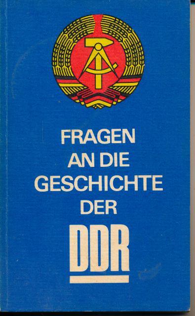 shop.ddrbuch.de Herausgegeben vom Zentralrat der FDJ in Zusammenarbeit mit dem Institut für Gesellschaftswissenschaften