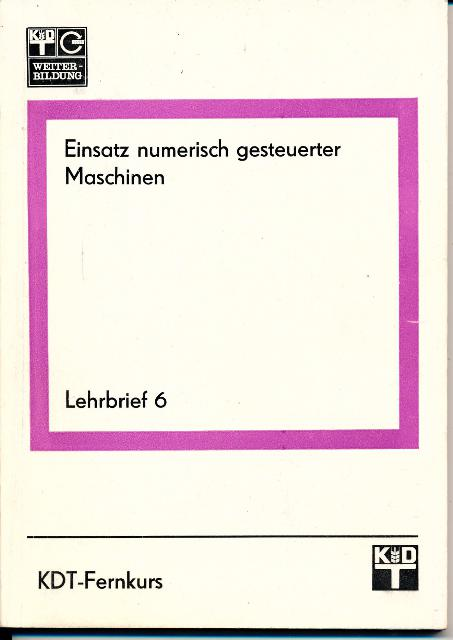 shop.ddrbuch.de KDT-Fernkurs