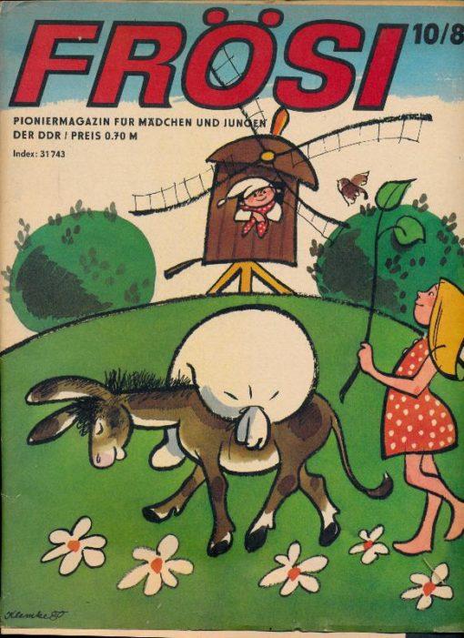 shop.ddrbuch.de Kinderzeitschrift aus der DDR