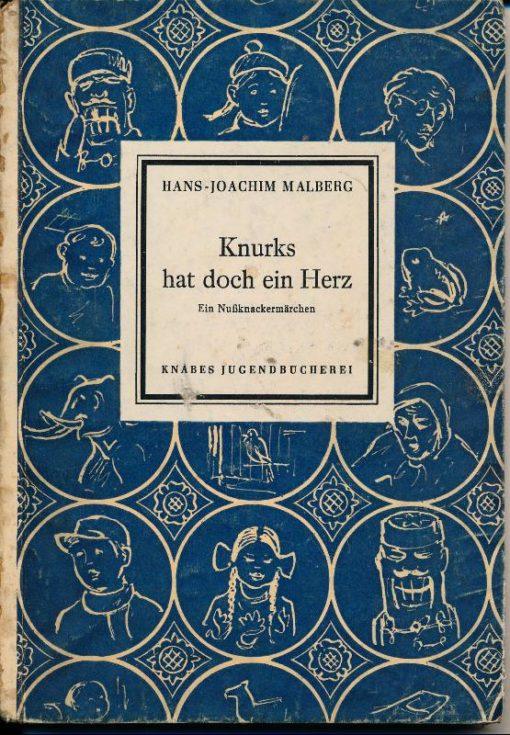 shop.ddrbuch.de Ein Nussknackermärchen, Ecken und Kanten etwas berieben – Rücken mit kleinen Farb-Abplatzungen