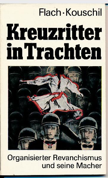 """shop.ddrbuch.de DDR-Buch, Organisierter Revanchismus und seine Macher, mit Abbildungen und Übersichten sowie Anmerkungen, 7 Kapitel, """"Ein Buch, das den revanchistischen Kräften in der BRD überhaupt nicht ins Konzept passt..."""""""
