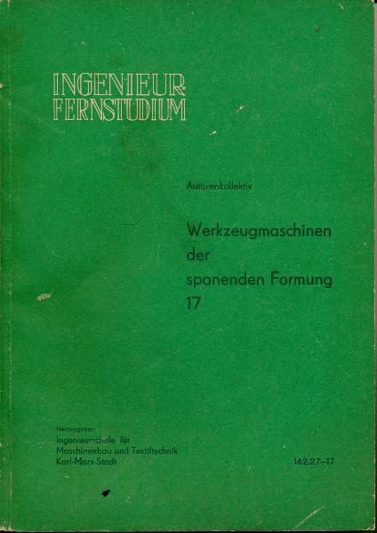 shop.ddrbuch.de DDR-Buch, Lehrwerk für das Ingenieur-Fernstudium, 11 Kapitel mit Aufgaben, mit 36-seitiger Bildbeilage sowie Tabellen, Übersichten, Abbildungen