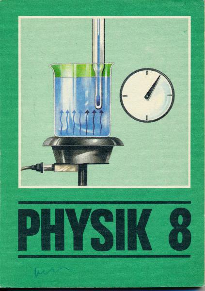 shop.ddrbuch.de DDR-Lehrbuch, farbig gestaltet, Inhalt: Thermodynamik, Elektrizitätslehre, Lösungen