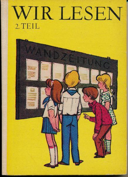 shop.ddrbuch.de DDR-Lehrbuch mit vielen Kurzgeschichten, Erzählungen und Gedichten, mit vielen schönen lebendigen Zeichnungen von Werner Klemke