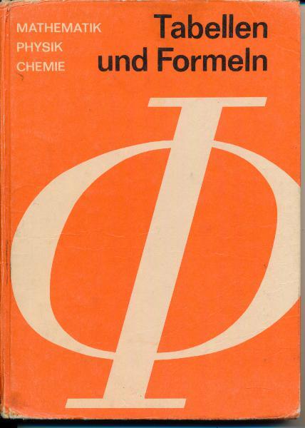 shop.ddrbuch.de DDR-Lehrbuch, Mathematik, Physik, Chemie, farbig gestaltet sowie mit zahlreichen Abbildungen
