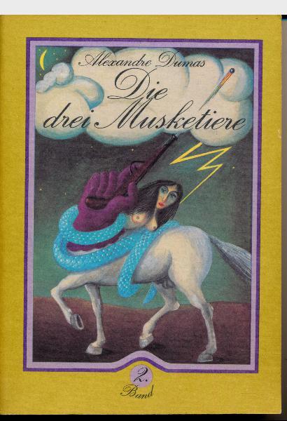 shop.ddrbuch.de DDR-Buch, zahlreiche Geschichten der drei Musketiere