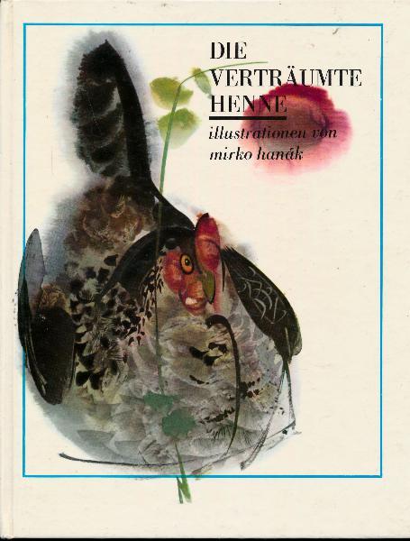 shop.ddrbuch.de großformatisches Kinderbuch mit vielen sehr schönen Aquarellzeichnungen von Mirko Hanák illustriert