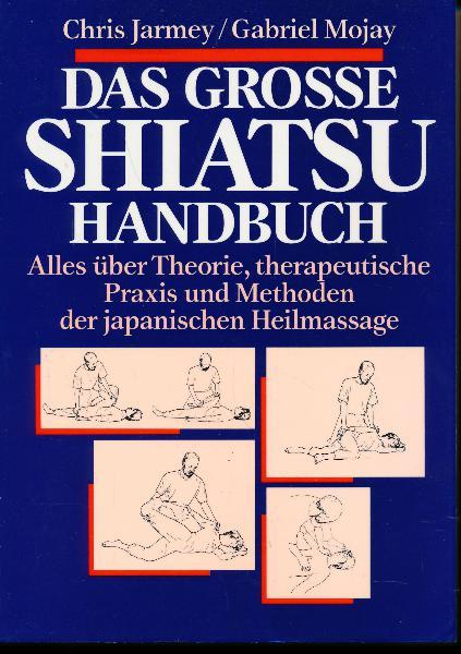 shop.ddrbuch.de Alles über Theorie, therapeutische Praxis und Methoden der japanischen Heilmassage, mit zahlreichen Abbildungen, Inhalt: 4 umfangreiche Kapitel sowie Anhang