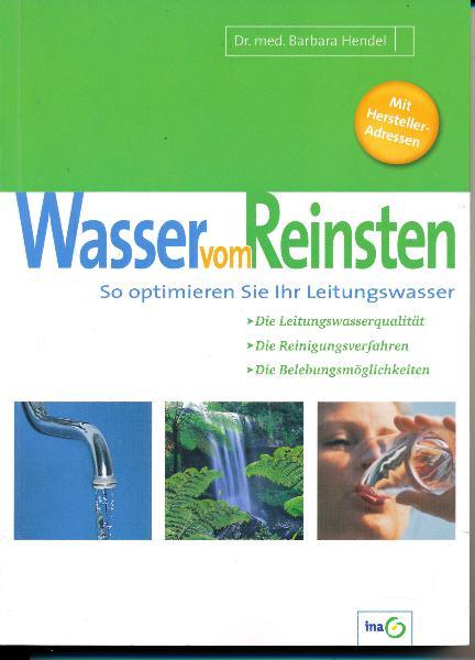 shop.ddrbuch.de So optimieren Sie Ihr Leitungswasser, Das Buch bietet einen umfassenden Überblick über die wichtigsten Systeme, Verfahren und Geräte mit Herstelleradressen. Farbig gestaltet mit Abbildungen