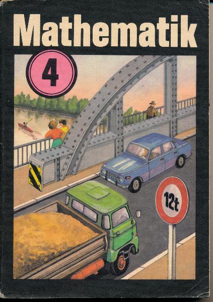 shop.ddrbuch.de DDR-Lehrbuch, farbig gestaltet sowie mit zahlreichen Abbildungen, Inhalt: Die natürlichen Zahlen, Die vier Grundrechenoperationen mit natürlichen Zahlen, Geometrie