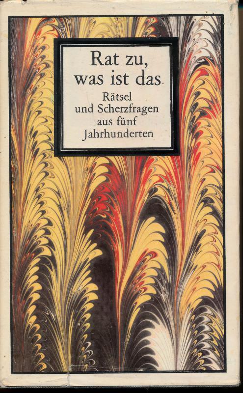 shop.ddrbuch.de Rätsel und Scherzfragen aus fünf Jahrhunderten