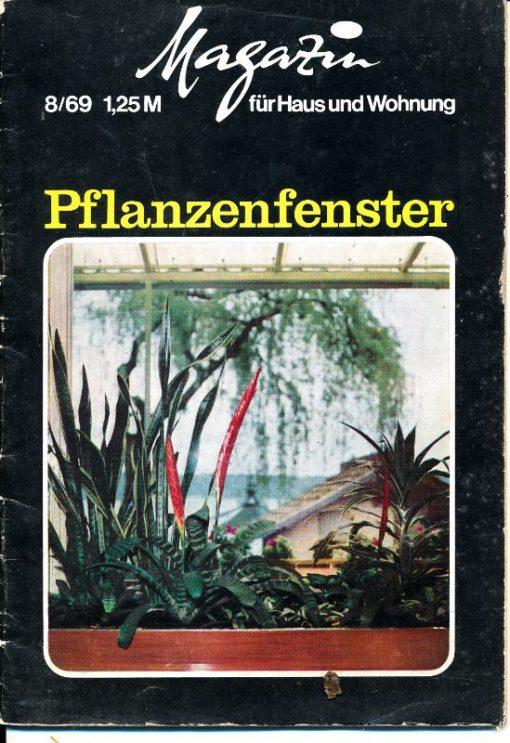 shop.ddrbuch.de Zeitschrift für Heimwerker / Selbstbauer / Haus- und Garteneinrichtung