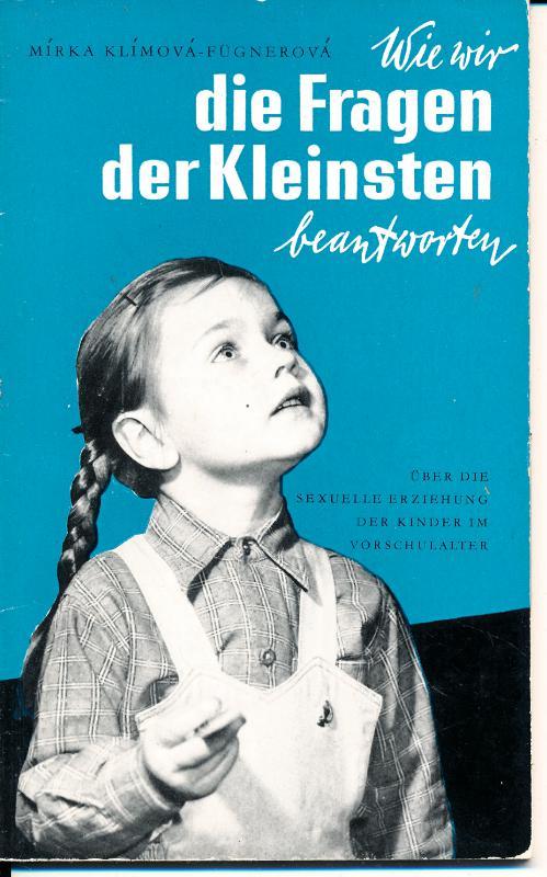 shop.ddrbuch.de über die sexuelle Erziehung der Kinder im Vorschulalter