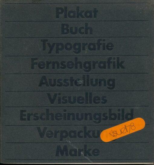 shop.ddrbuch.de Plakat Buch Typografie Fernsehgrafik Ausstellung Visuelles Erscheinungsbild Verpackung Marke