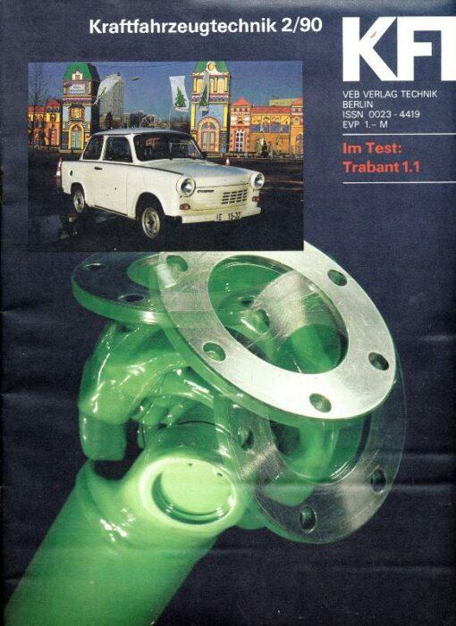 shop.ddrbuch.de Zeitschrift über Automobiltechnik DDR