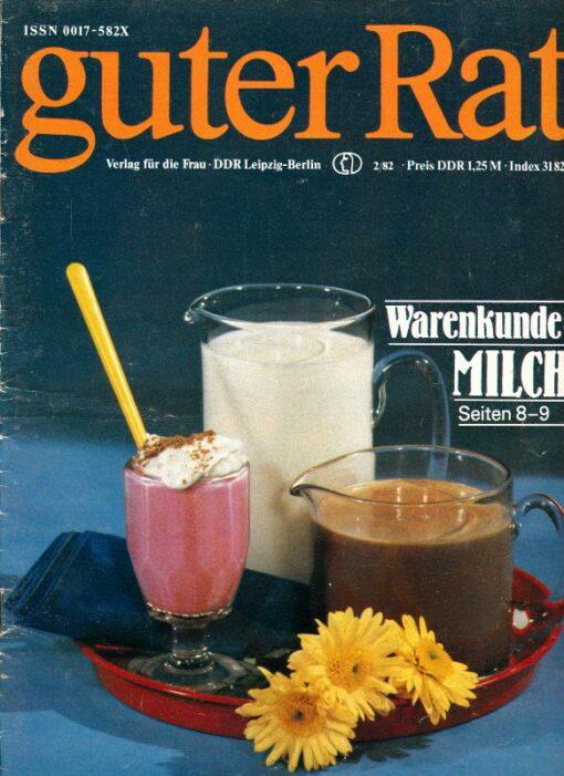 shop.ddrbuch.de Warenkunde Milch – Farbfernsehgeräte – Haushaltsreiniger