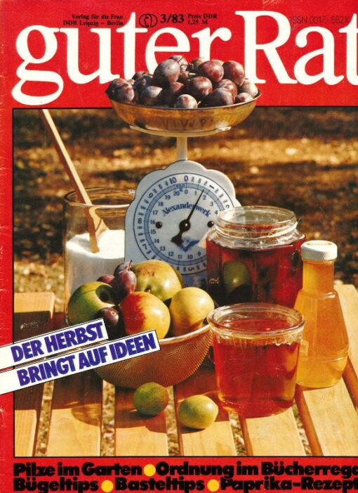 shop.ddrbuch.de Fleischwolf KM 403 – Der Austernseitling – Kleine Bügelkunde