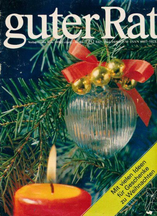shop.ddrbuch.de Ratgeberzeitschrift aus der DDR