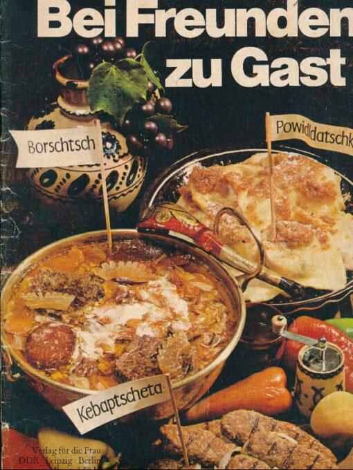 shop.ddrbuch.de Rezeptheft mit Kochrezepten aus Osteuropa